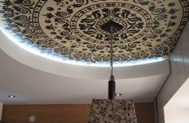 купить тканевый потолок изображение